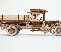 Truck UGM 11 modelbouw 1