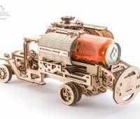 Truck UGM met tank modelbouw 2