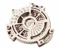 Date Navigator modelbouw 1