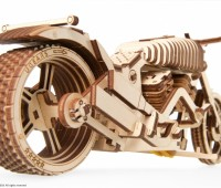 Bike VM-02 modelbouw 2