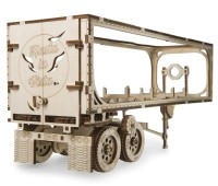 Trailer voor Heavy Boy Truck VM-03 modelbouw 2