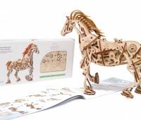 Paard - Horse Mechanoid modelbouw 3