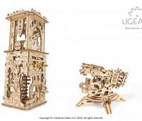 Modelbouw Archballista Toren 1