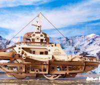 Modelbouw Tugboat - Sleepboot 2
