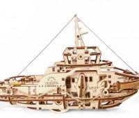 Modelbouw Tugboat - Sleepboot 1