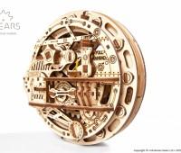 Modelbouw Monowheel 2