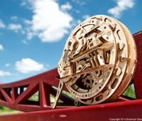 Modelbouw Monowheel 3