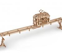 Tram modelbouw 3