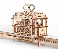 Tram modelbouw 1