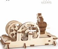 Pneumatische Motor modelbouw 1