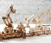 Spoorbouw Robot modelbouw 1