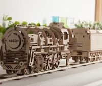 Stoomlocomotief modelbouw 3