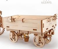 Tractor Trailer modelbouw 1