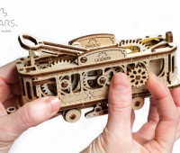 Tramlijn modelbouw 2