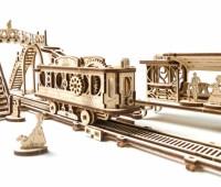Tramlijn modelbouw 1