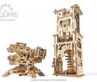 Modelbouw Archballista Toren 2