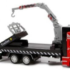 Truck met kraan