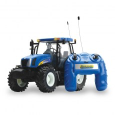 Bestuurbare New Holland T6.070 Traactor