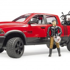 Dodge Power Wagon met Ducati motor