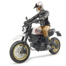 Ducati Scrambler Desert Sled motor