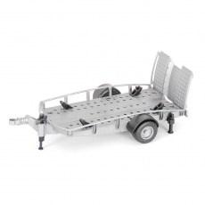 Aanhanger - trailer voor Bruder voertuigen