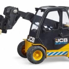 JCB Teletruck met pallets