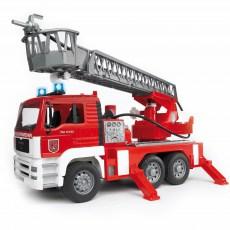 MAN brandweer ladderwagen