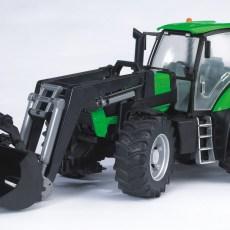 Deutz Agrotron X720 met voorlader