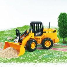 FR 130 shovel met knikbesturing