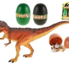 DinoWorld 3D puzzel in ei