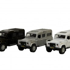 Land Rover Defender (wit)