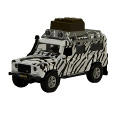Land Rover Defender Safari (wit)