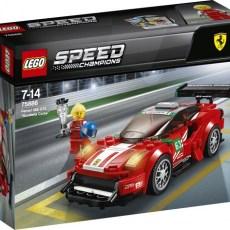 Speed Champions Ferrari 488 GT3 Scuderia Corsa
