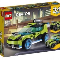 Raket rallyauto