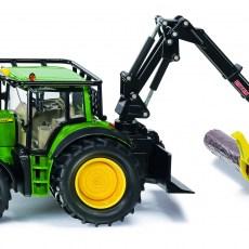 John Deere Bosbouw tractor