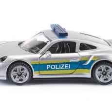 Porsche 911 Duitse politieauto