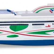 Tallink Megastar veerboot
