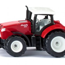 Mauly X540 rode tractor