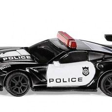 Chevrolet Corvette ZR1 Politie