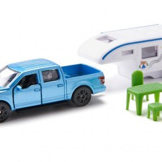 Ford F150 Pick-Up Camper