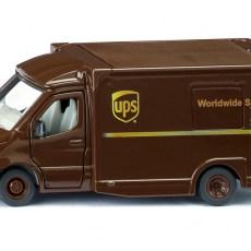 Mercedes-Benz Sprinter UPS koerierdienst