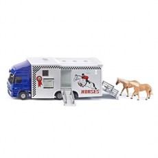 Mercedes-Benz paardentransporter