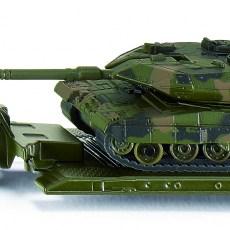 Dieplader met tank