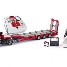 MAN RC Vrachtwagen met dieplader