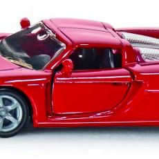 Porsche Carrera GT sportauto