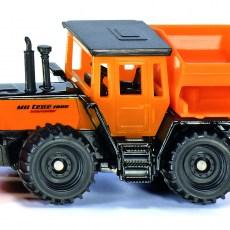 MB-trac sneeuwschuiver