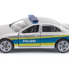 Duitse politie wagen