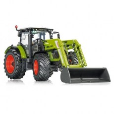 Claas Arion 650 tractor met voorlader