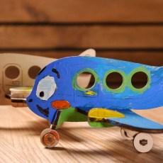 U-kids Vliegtuig