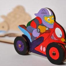 U-kids Motorrijder